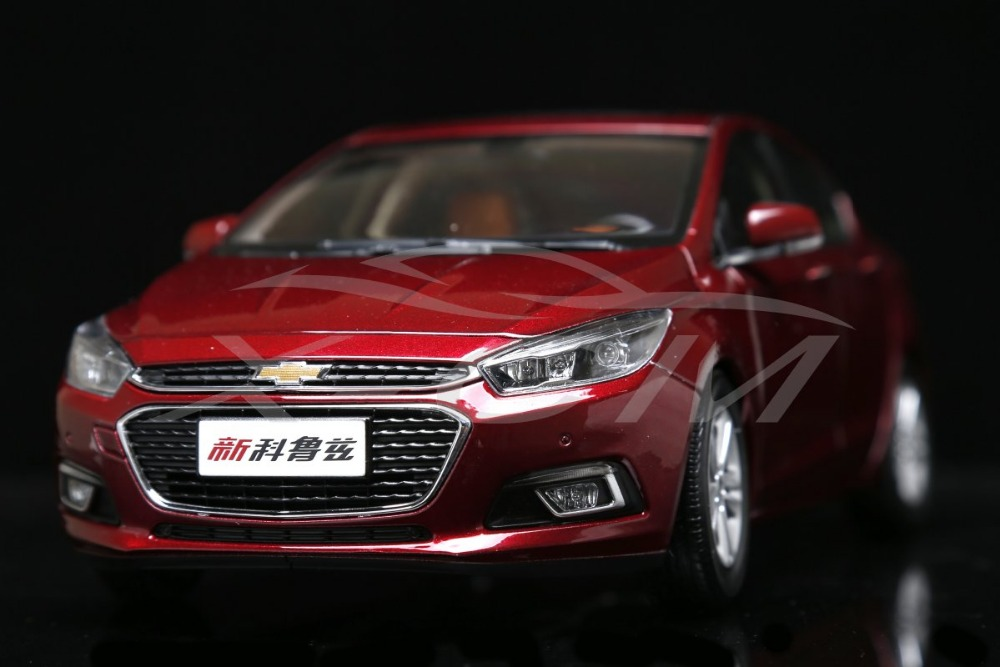 Diecast Car Model Chevrolet New Cruze 2015 1:18 (Red) + SMALL GIFT!!!!!!!!!!(China (Mainland))