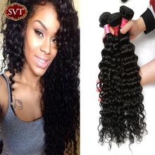 Brazilian Virgin Hair Deep Wave Grade 10A Top Quality Virgin Hair Bundle Deals 4 Bundles Deep Wave Tissage Brazilian Remy Hair(China (Mainland))