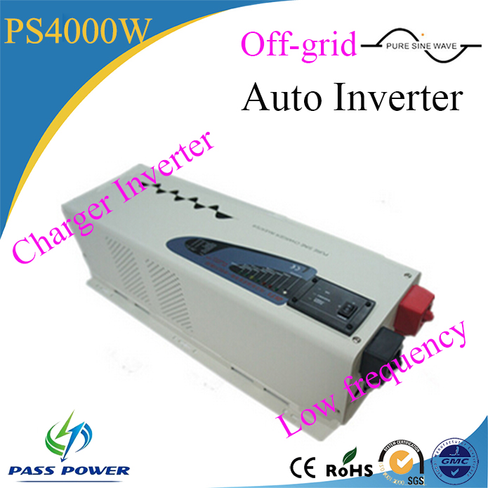 Normal Specification and Car,Off-grid system Application 24v48v to 220v powerful dc ac inverter 4000w Auto Inverter(China (Mainland))