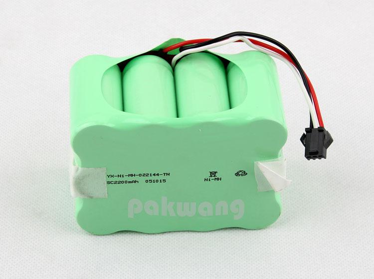 XR510 Aspirador Accessories 2200MAH Ni Battery Robot Vacuum Cleaner Replacement Parts(China (Mainland))