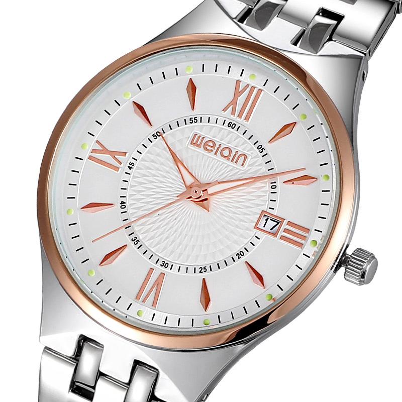 Brand Watch Men Full Stainless Steel Watches Calendar Roman Number Watch Quartz Wristwatches 2015 Hot Sale<br><br>Aliexpress