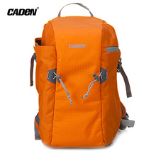 Buy CADeN E5 Camera Backpack Bags DSLR Carry Case Waterproof Polyester Orange Storage Bag Dslr Canon Nikon Sony for $85.14 in AliExpress store