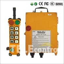 Buy crane remote control/ wireless remote control electric hoist F24-8S concrete pump truck remote controller for $221.53 in AliExpress store