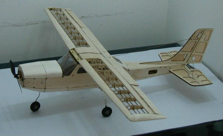 Wood Rc Plane Plans