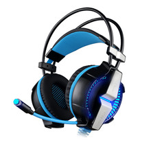 2016 EACH g7000 Vibration Function BLN Headband gaming headphones headset earphone for computer game surround 7.1 channels MIC