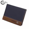 Splice Leather Classical Men Wallet W175 Multi cards Male Cardholder Casual Hasp PU Leather Purse Splice