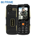 Original Servo V3 Quad Sim Mobile Phone Dustproof Shockproof 2 4 inch Phone 4 SIM cards