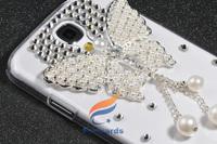 Чехол для для мобильных телефонов 3D iphone 5 5s 5c 4 4s samsung s3 s4 2 3 i9300 i9500 n7100 N9000 bling
