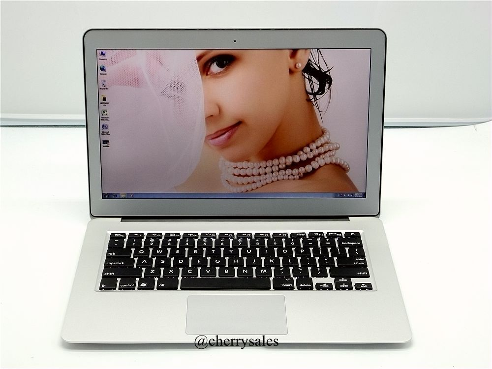 New laptop 13.3inch Notebook Computer brand new laptop 8G RAM 128G SDD Dual Core WiFi HDMI Windows 7/8 Laptop with metal case(China (Mainland))
