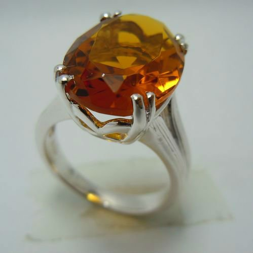 Free delivery of the Victorian era of oval amber stone 925 ...