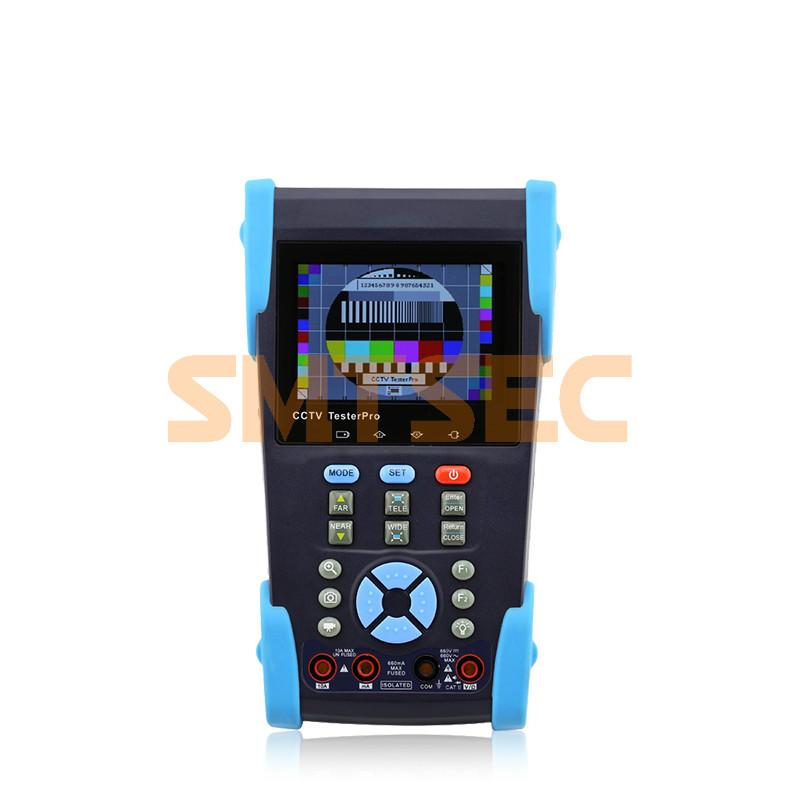 "Optical power meter CCTV Tester TDR Cable POE test 3.5"" Test Monitor Smart Security CCTV Camera (HVT-6211T)(China (Mainland))"