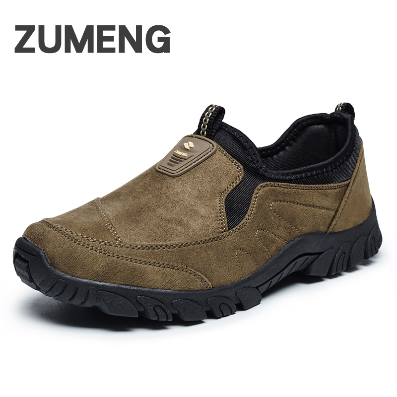 2017 autumn spring men shoes casual slip-on lighted adults breathable mens trainer masculino cozy flats leisure footwear shoe(China (Mainland))