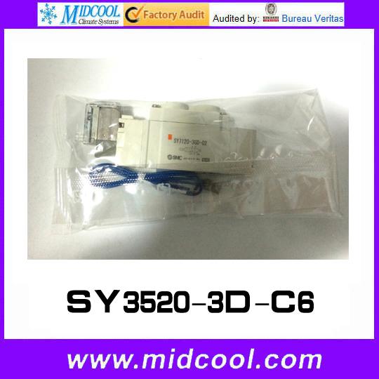Фотография 5 way pilot solenoid valve SY3520-3D-C6