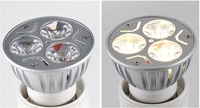 Светодиодная лампа Sharing Lighting Huizhuo ] 50pcs/lot 9W 12V nondimmable mr16 SL-MR16-3W