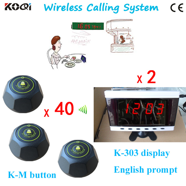 Ederly long range alarm wireless calling system, smart nurse call system with glue to fix the button on the table or wall(China (Mainland))