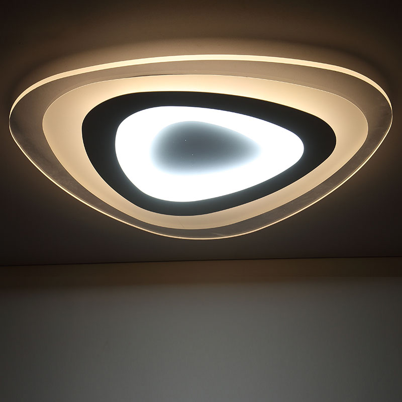 Ceiling Led Lights Flipkart : Remote control living room bedroom modern led ceiling