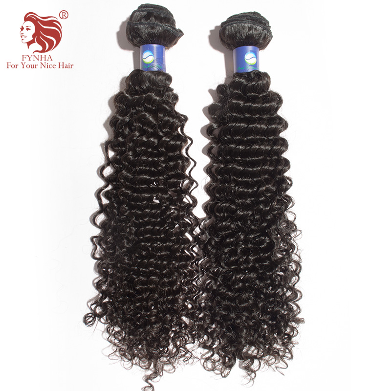 Virgin Hair Weave Brazilian Unprocessed натуральные волосы для наращивания deep curly Double Weft 12-30inch free Shipping