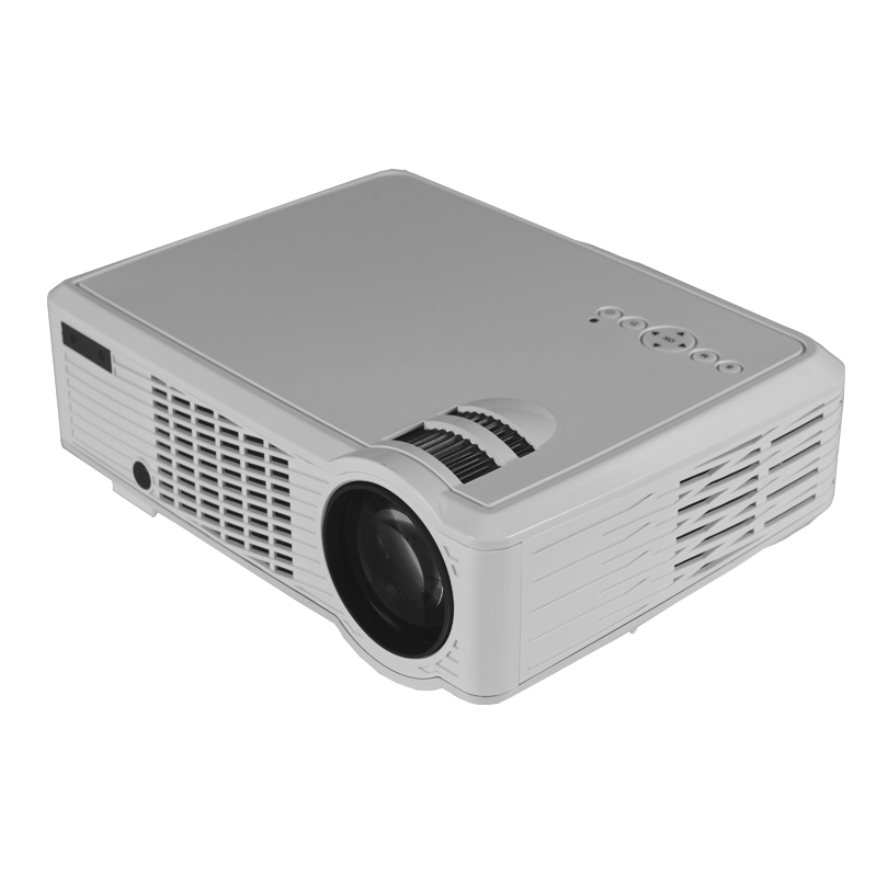 3000Lumens cheap digital projector cinema hd LED support 1080P projetores video led light projector 2016 enjoy newest(China (Mainland))