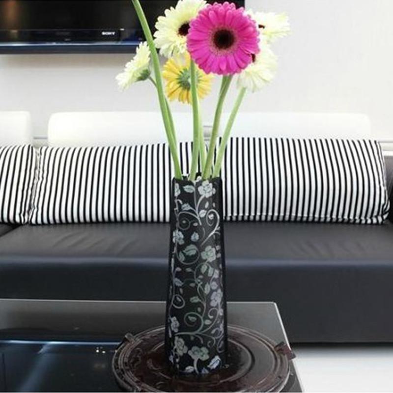 Ваза 10 #3624  Reusable Plastic Vase