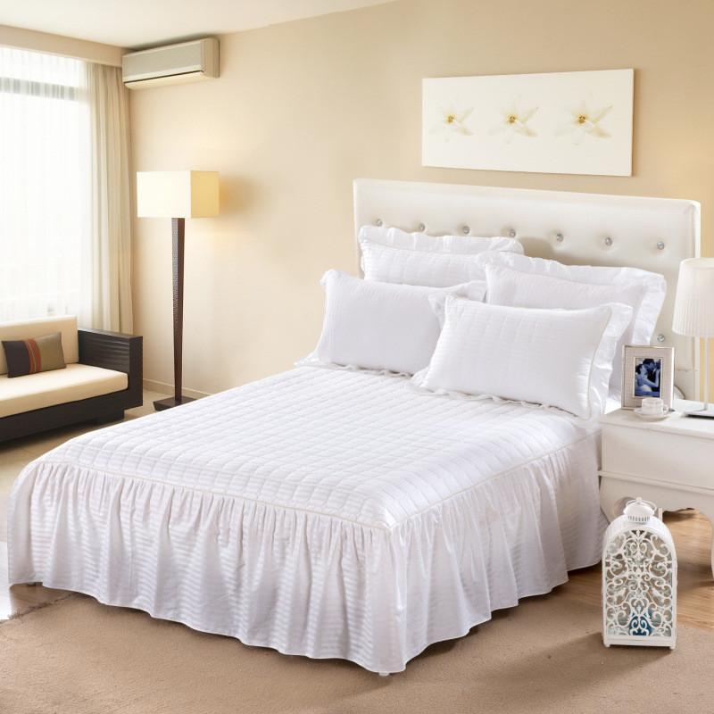 achetez en gros jupe de lit en dentelle en ligne des grossistes jupe de lit en dentelle. Black Bedroom Furniture Sets. Home Design Ideas