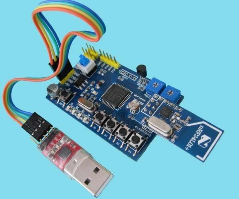 CP2102搭載 USB-UART変換モジュールを