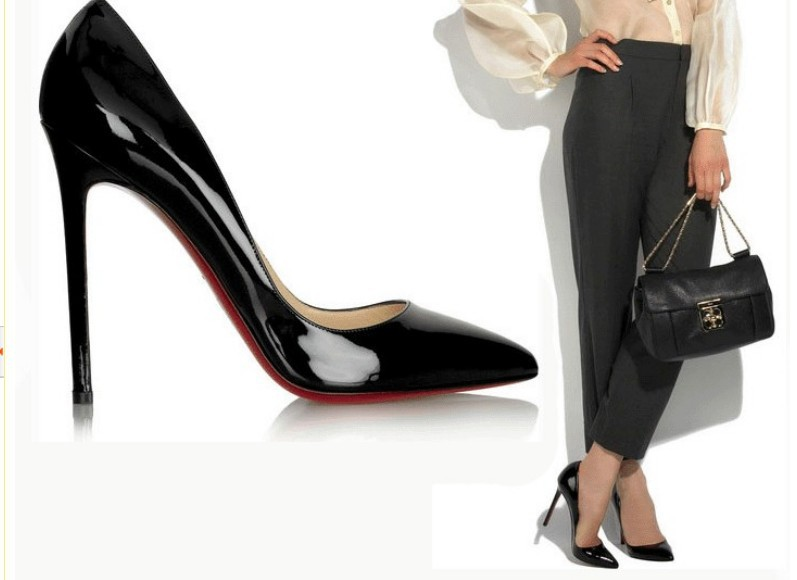 black stiletto heels_Black Dresses_dressesss