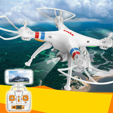 Best rc Quadcopters 0.3/2.0MP Camera Video 2016 Hot X8C X8W X8G RC Drones Black/White/Orange/Silver Remote Control Helicopter