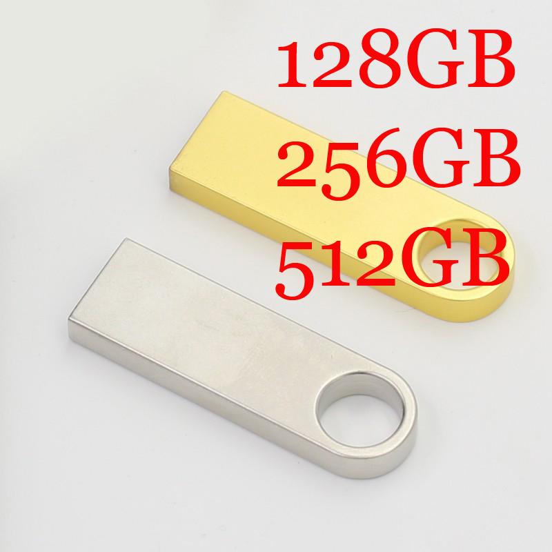 Free shipping Wholesale Hot-Selling Waterproof Super Mini tiny 1288GB 256GB 512GB USB 2.0 Flash Memory Stick Pen Drive U Disk(China (Mainland))