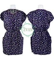 новые женщины вокруг шеи цветочным принтом платье без рукавов шифон 10047