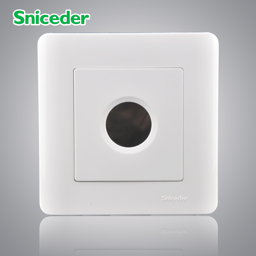 Scinder switched socket smart home touch delay delayed switch touch touch touch-panel