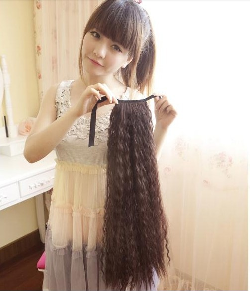Weave Ponytail With Braiding Hair Braiding Weave Hair Long