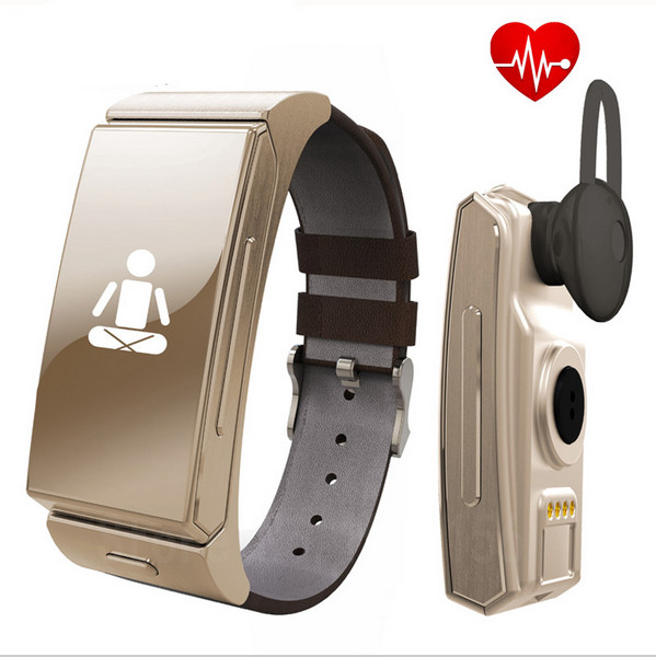 U mini Watch U20 Bluetooth & Headset Personal Smart Wearable Bracelet Heartrate Monitor Remote Camera for IOS Android Smartphone(China (Mainland))