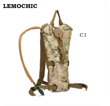 military bottle pouch tactical kamp malzemeleri hydration backpack water bag camping camelback bicycle mochila de Hydration(China (Mainland))