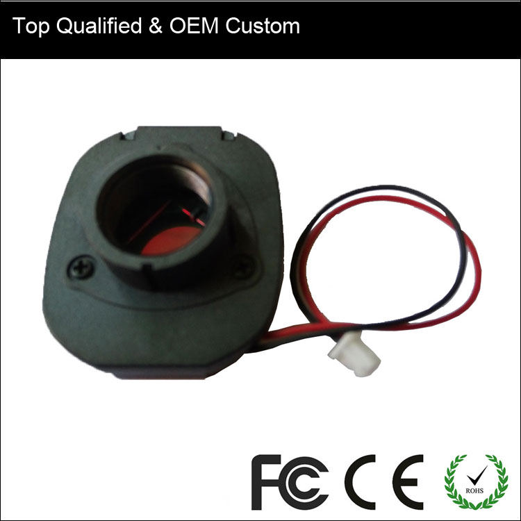 High-quality 09B IR CUT with plastic cement Lens Base and M12 Lens HD IR Cut Filter Switch(China (Mainland))