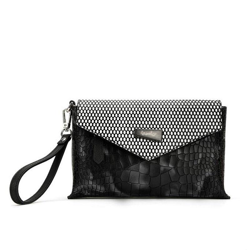 2015 New quality women genuine leather bag famous brands Hit color stitching fashion women Shoulder Messenger cowhide bag<br><br>Aliexpress