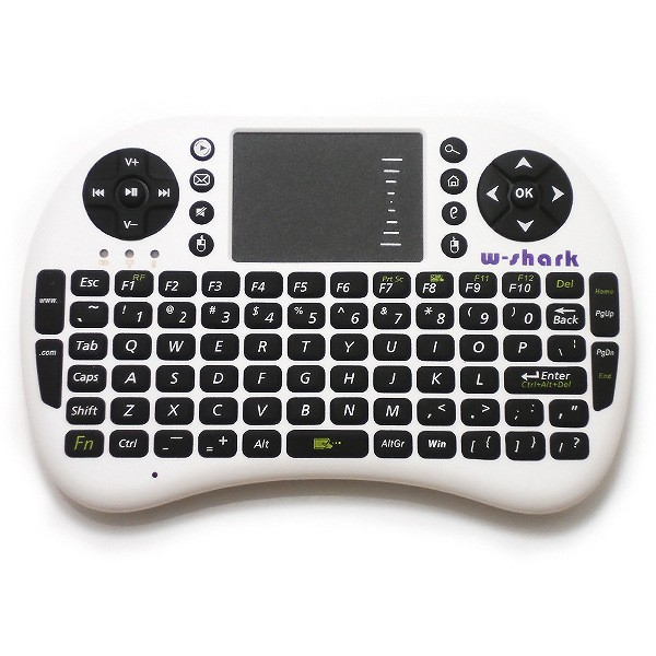 IFITech Smart TV Box with Bluetooth keyboard