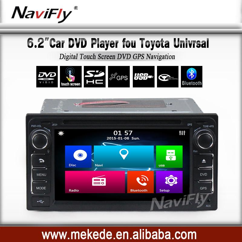 Factory wholesale 2 din Toyota Car DVD GPS for Hilux/Fortuner/Innova/old camry/old corolla/old vios/old RAV4/old Prado<br><br>Aliexpress
