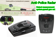 2016 Car Detector STR535 Russia voice16 Brand Icon Display X K NK Ku Ka Laser Strelka Anti Radar - PROLECH ELECTRONICS LTD store