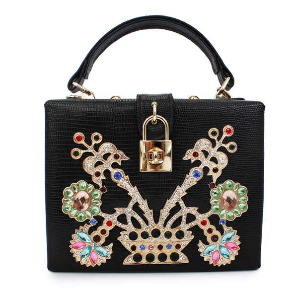 fashion india top hand clutch evening bag handmade beaded clutches purse (C106)(China (Mainland))