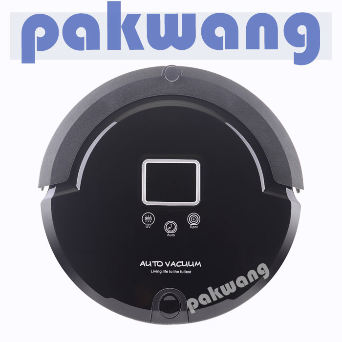Automatic Robot Vacuum Cleaner for Home Sweeping Robotic Vacuum Cleaner Wireless Cleaning Robot,low noise,long working time(China (Mainland))