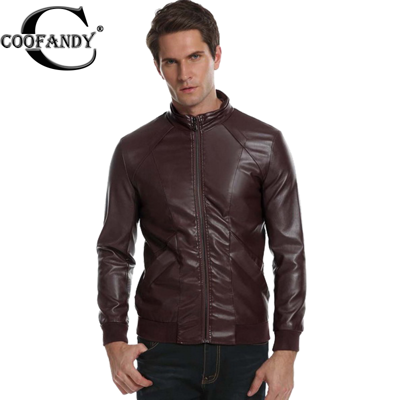 Popular Mens Leather Bomber Jacket Xl-Buy Cheap Mens Leather ...