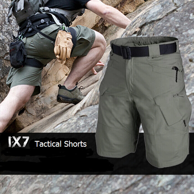 New Arrival! Wearable Urban Archon IX7 Tactical Shorts Mens Military Sportswear Fishing Training Airsoft Paintball Hiking Shorts(China (Mainland))
