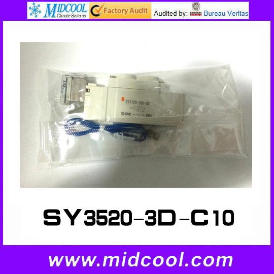 Фотография 5 way pilot solenoid valve SY3520-3D-C10
