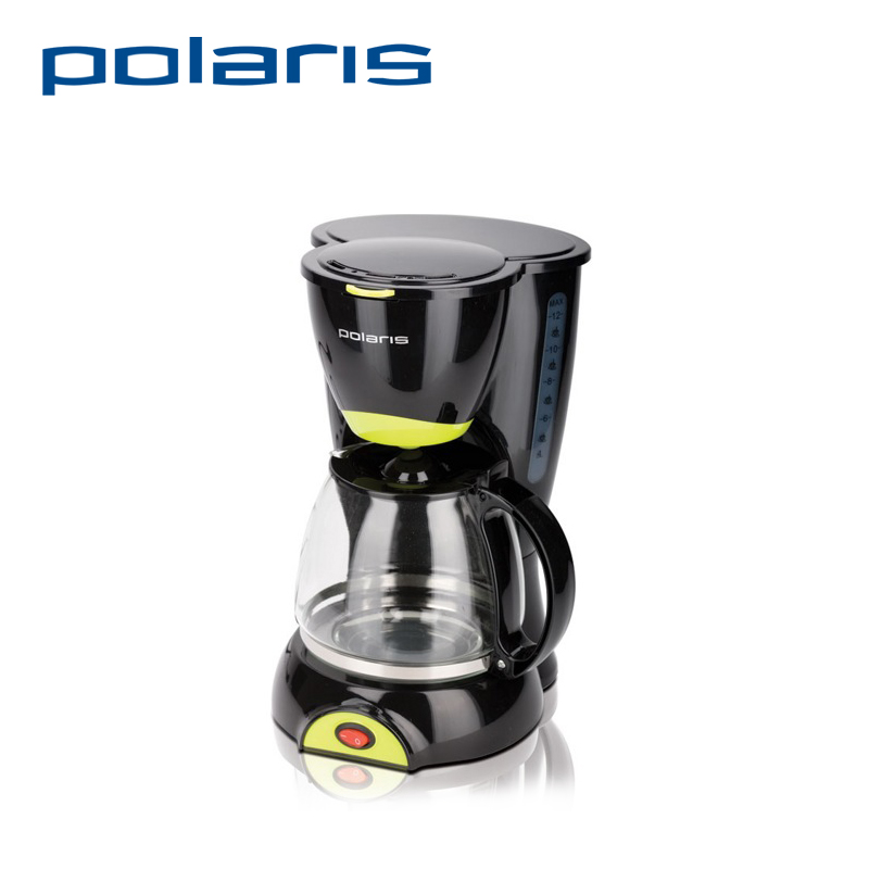 Coffee Maker American Home : Polaris PCM 1211 800W Coffee Maker American Cafe Hourglass Drip Coffee Machine Ship from Russia ...
