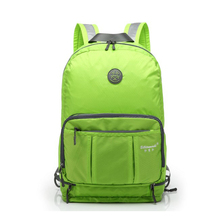 Nylon Folding Waterproof Backpack Bike Rucksacks Packsack Road Cycling Bag Knapsack Riding Running Sport Backpack Ride Pack D281(China (Mainland))