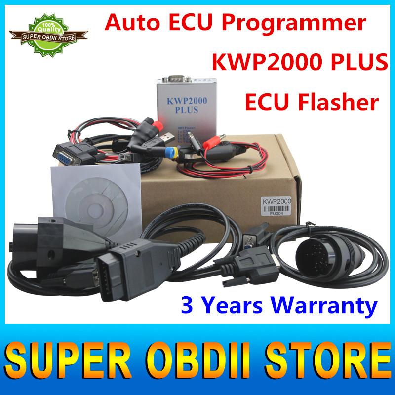 2016 Newest KWP2000 Plus ECU Flasher OBD2 ECU Chip Tunning Tool Professional KWP 2000 REMAP Flasher Read & Write ECU Programmer(China (Mainland))