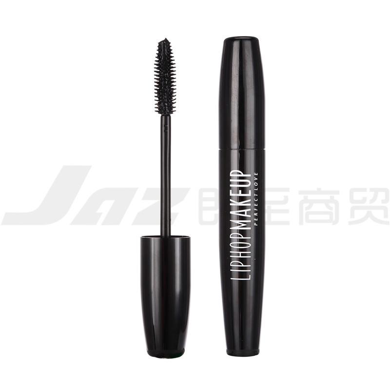 LIP hop brand makeup 3d fiber lashes mascara waterproof 10ml makeup(China (Mainland))