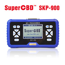 wholesale v4.3 Original SuperOBD SKP900 SKP 900 OBD auto key programmer Life-time Free Update Online Support Almost All Cars(China (Mainland))