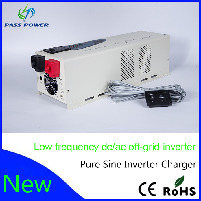 5000 watt 24/48Vdc 100/110/120Vac low frequency power solar inverter charger(China (Mainland))