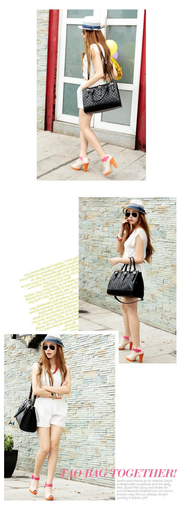 New Arrival! Women's Korea Casual Style Ladies Single Strap Shoulder